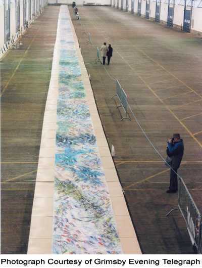Culture 5000 the Worlds Longest Painting